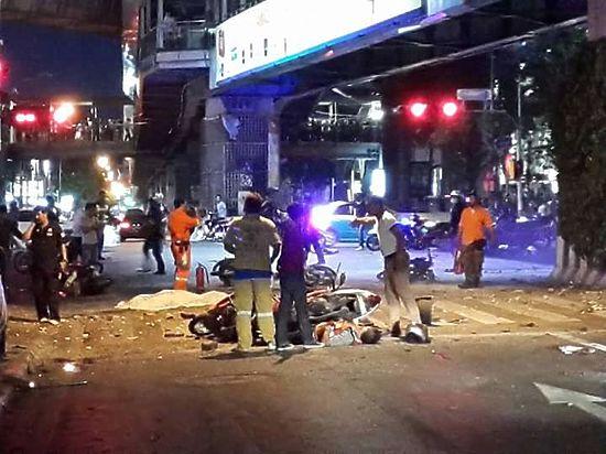 Посольство РФ: россияне не пострадали при теракте в Таиланде