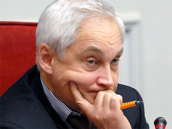 Как трактовать слова Белоусова о нехватке резервов для поддержке рубля?