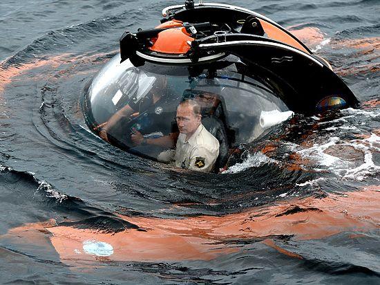 Галера дождалась Путина