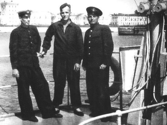 Двухсотлетняя история волжского речного транспорта украшена уникальными именами и судьбами