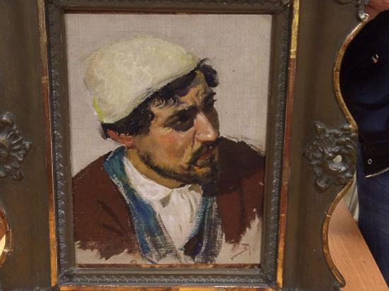 Айвазовского из Тарусской галереи похитили наугад