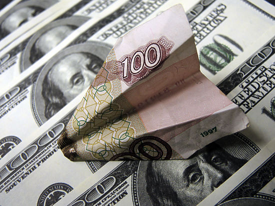 """Справедливое значение рубля» - 67 за доллар?"