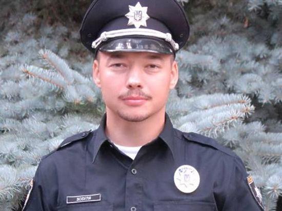 Молодой человек отличился в событиях на Майдана