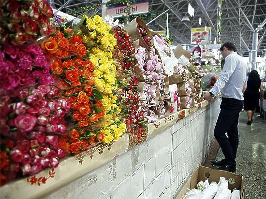Россия запретила свободный ввоз голландских цветов
