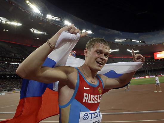 Денис Кудрявцев серебряный на чемпионате мира по легкой атлетике, но – первый для России!