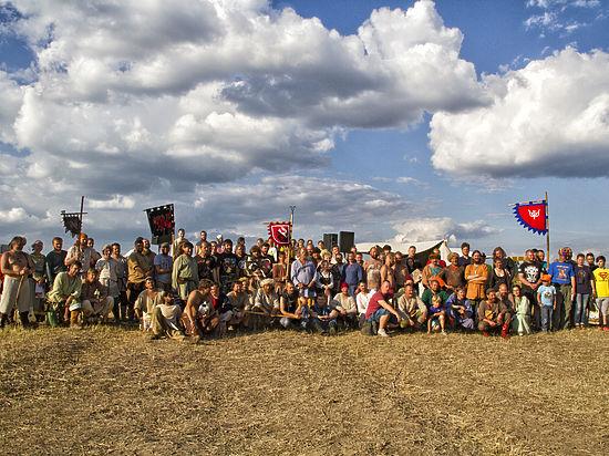 В Дракино завершился IX Фестиваль исторической реконструкции