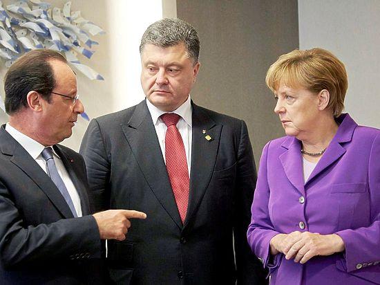 Встреча глав государств прошла в Берлине в понедельник