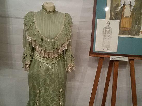 На выставке Валерия Левенталя вспоминали о Станиславском