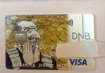 Норвежский банк оскандалился из-за антисемитской кредитки
