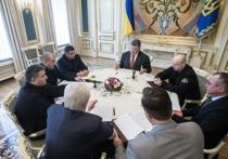 Порошенко призвал мир объединиться против России, как против фашистской Германии