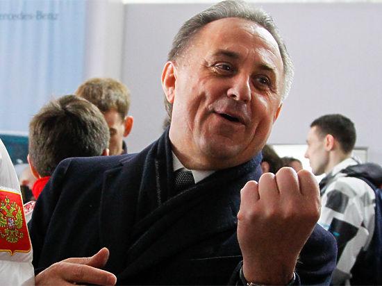 Мутко единогласно избран главой РФС