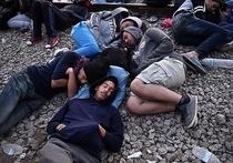Европа бежит от беженцев