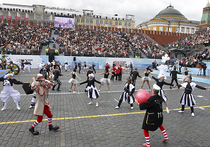 День города в Москве: главное