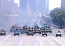 Эксперт определил виды новейшей техники на параде в Пекине