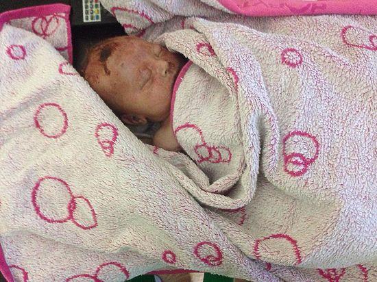 Краснодарец нашел  в подъезде многоэтажки новорожденного мальчика