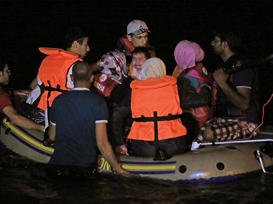 Турция потратила на беженцев 6 миллиардов долларов
