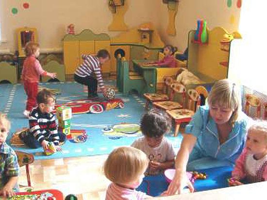 Оно расширилось на десять койко-мест и готово принять 25 детей от двух месяцев до четырех лет