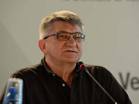 На Венецианском кинофестивале режиссер произнес речь, которая не понравилась западным журналистам