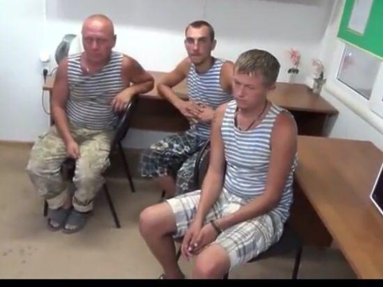 Опубликовано видео украинских десантников, проникнувших в Крым с арбузом