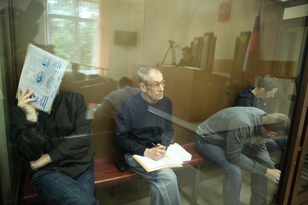 В суде допросили машиниста по делу о катастрофе в метро