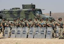 Турция начала военное вторжение в Ирак