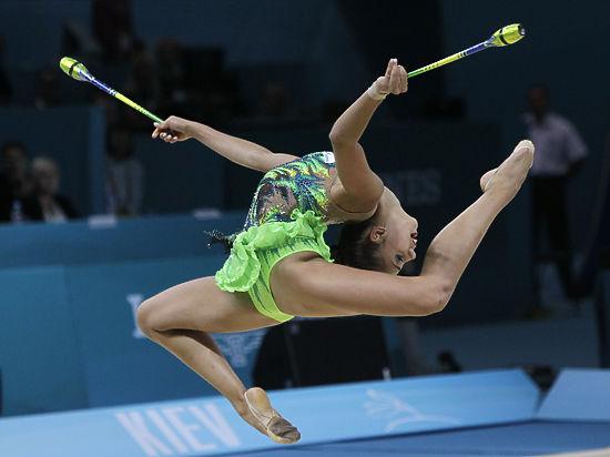 Художественная гимнастика, чемпионат мира: Кудрявцева, Мамун и Солдатова начинают выяснять отношения