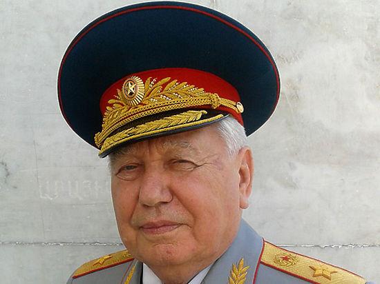 Генералу Армии Виктору Ермакову - 80 лет