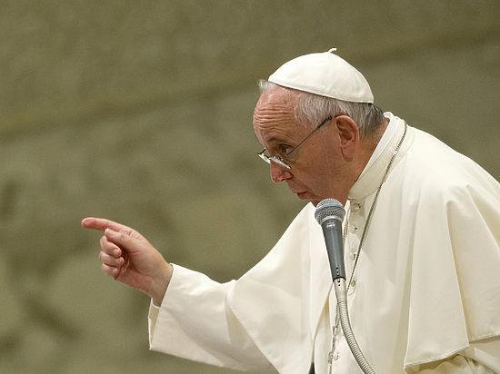 Ватикан поставил Путину ультиматум: не опаздывать к Папе Римскому