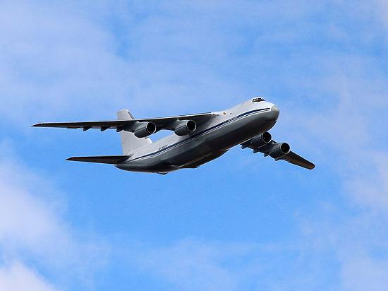 Украина закрыла для России небо над Донбассом для полетов в Сирию