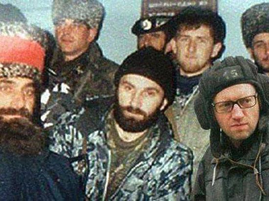 Кадыров считает Яценюка «трусом и ботаником», а не защитником Ичкерии