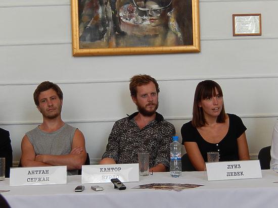 Французская труппа будет работать с Ростовским молодежным театром