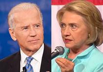 Хиллари Клинтон или Джо Байден: главная интрига президентской гонки США