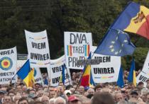 Организатор протестов в Молдавии: «Наша страна — захваченное государство»