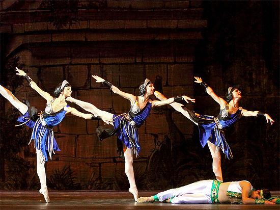 Международный фестиваль балета: Кремлевский — значит главный