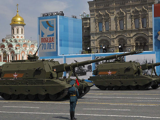 Новинки отечественной артиллерии: «Коалицию» вызывали