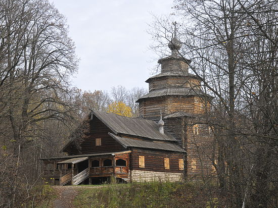 Реставратор Александр Попов – о восстановлении ветряной мельницы в нижегородском музее на Щелоковском хуторе