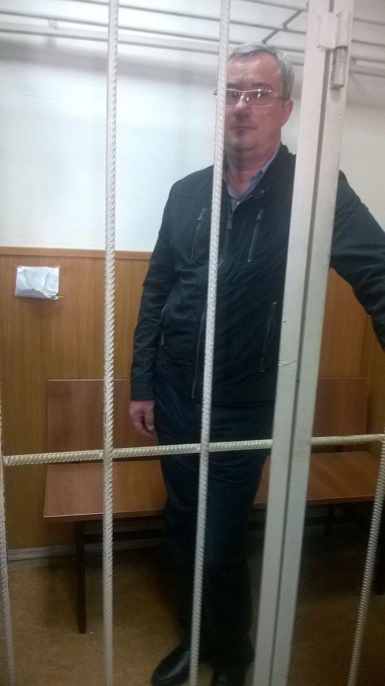 Судьба обвиняемого в мошенничестве Вячеслава Гайзера решается в Басманном суде