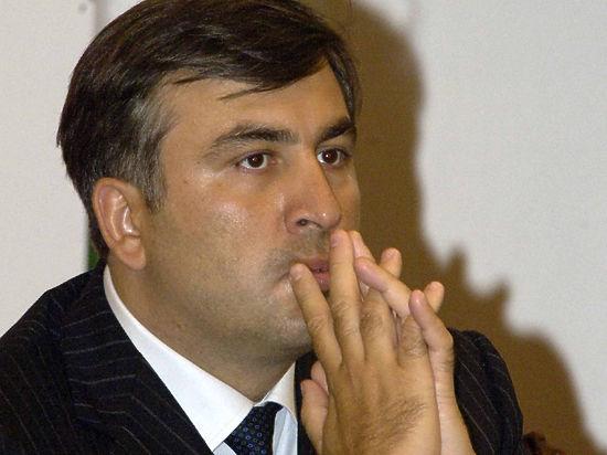 Саакашвили испугался последствий блокады Крыма