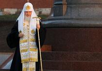 Патриарх Кирилл стал политруком