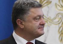 Порошенко вспомнил о миротворцах для Донбасса на заседании с генсеком НАТО