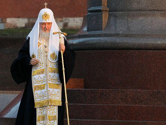 Главе РПЦ осталось только провести предвыборную агитацию
