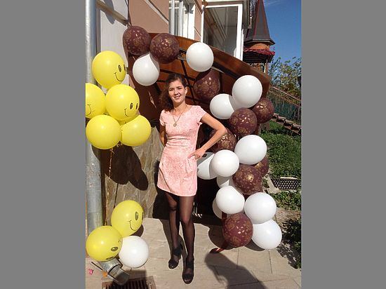 Надежда Батырова открыла в Серпухове салон красоты