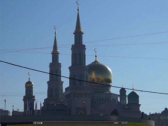 В Москве состоялось открытие нового культового здания