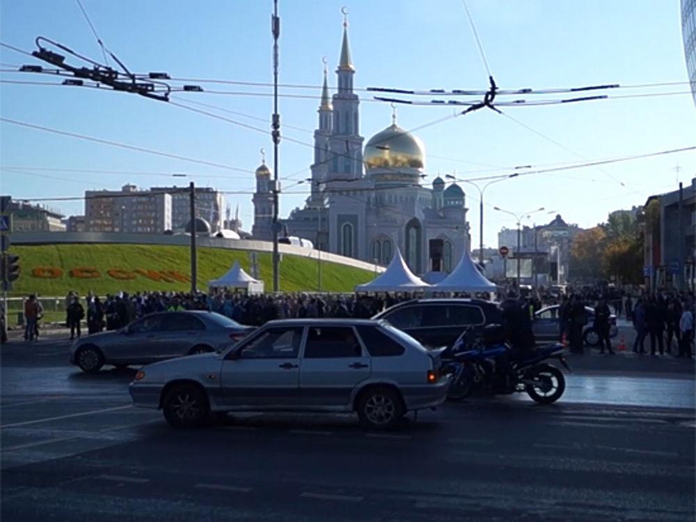 В Москве прошла церемония открытия Соборной мечети