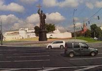 Князя Владимира не поставят на Боровицкой площади