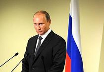 Сирийское «счастье» Владимира Путина
