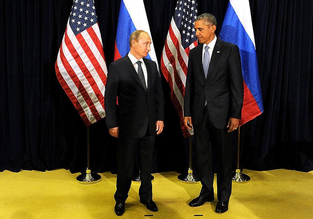 Как проходила встреча Путина и Обамы