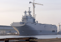 "Французский Сенат указал на внешнее давление НАТО по вопросу ""Мистралей"""