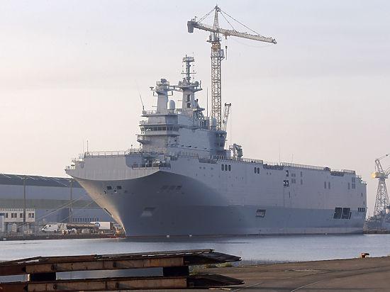 Французский Сенат указал на внешнее давление НАТО по вопросу