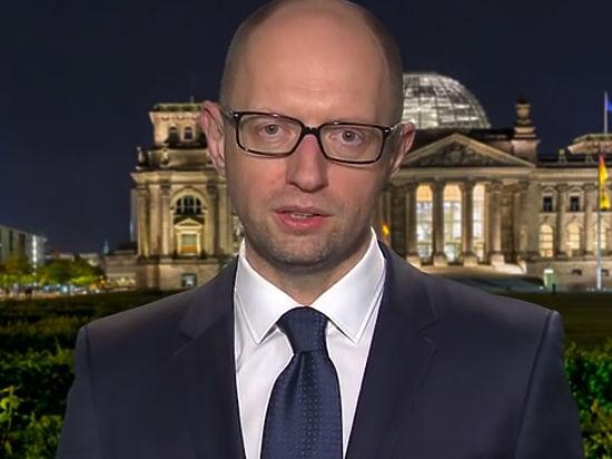 Премьер Украины раскритиковал Россию из-за Сирии